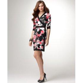 Wrap dresses for petite women