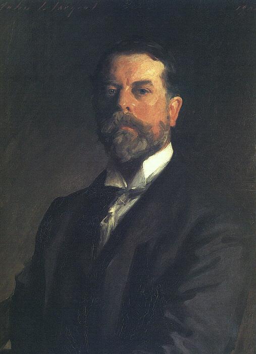JOHN SINGER SARGENT SELF PORTRAIT (1906)