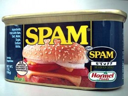 Spam is bad!