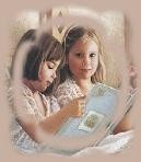 Happy Children Enjoying a Good Book.