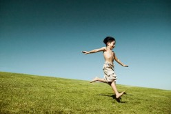 Exercises for Children : Utilizing the Nature and Having Fun
