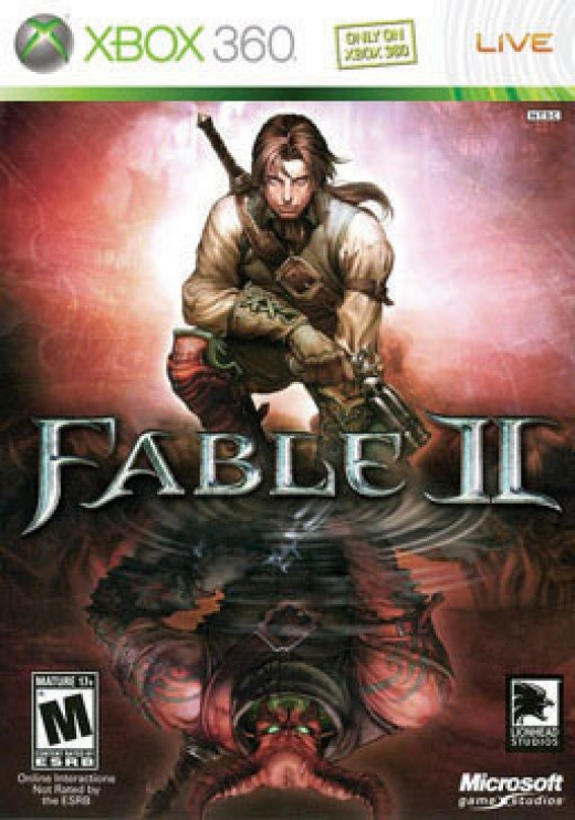 Fable 2 box art provided by Calamity-Ace