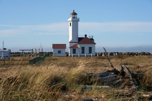 Pt. Wilson Lighthouse - Port Townsend