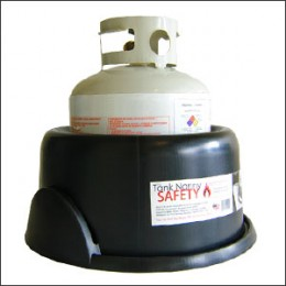 Tank Nanny For Propane Storage Tanks