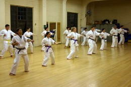 karate training image by Genista
