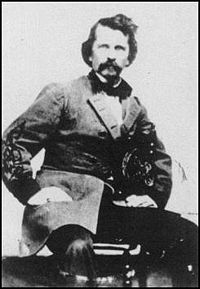 General Earl Van Dorn - Commander of the Confederate Army of West Tennessee