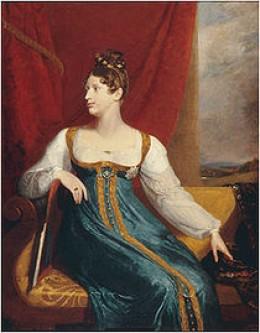 Princess Charlotte of Wales.