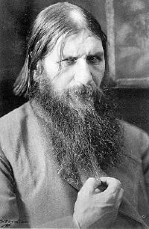 Grigori Rasputin had a fatal influence in Russia.