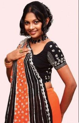 Sweet Sri Lankan Actress Himali Sayurangi