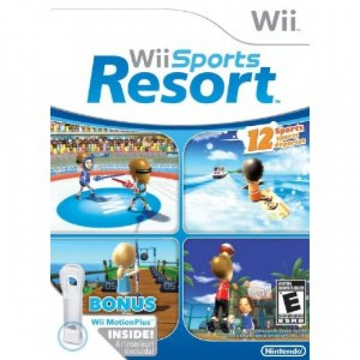Wii Sports Resort and Wii Sports