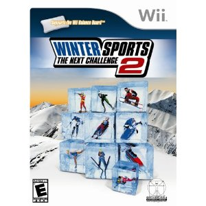 Wii Winter Sports 2 The Ultimate Challenge