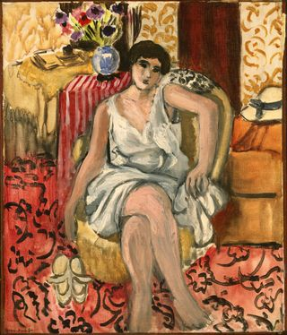 Matisse, 1923, Barnes Collection