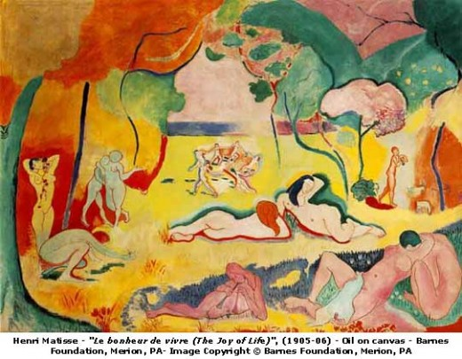 Henri Matisse, Barnes Collection