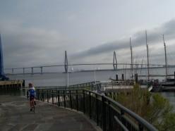 Charleston, Wonders Way, Mt. Pleasant, Cove Inlet, Sullivans Island, Isle Of Palms, SC With Cue Sheet