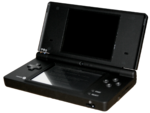 You can keep the tiny DS incarnations! I want something I can hold onto! Photo from www.wikipedia.org