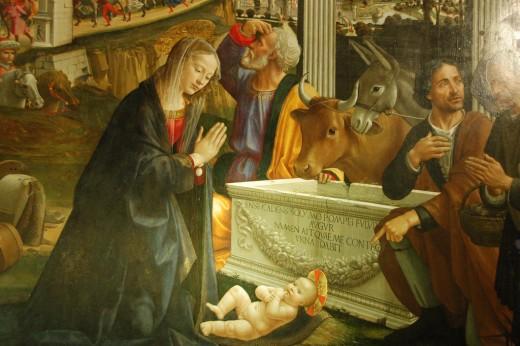 ghirlandaio, Art of Italy by waldopics