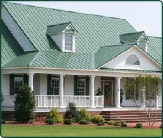 How To Choose The Color Of Metal Roofing Dengarden