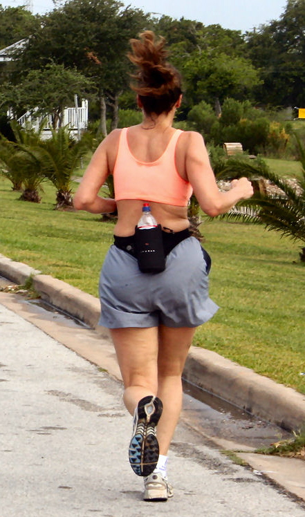 Finding the best sports bra if you're a full-figured woman is important.