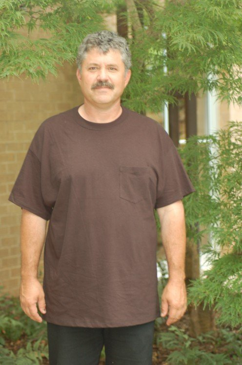 Finally! My wife located this before picture on her laptop. Me at 218 lbs.