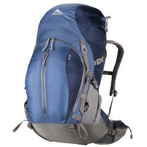 Gregory Z65 blue pack