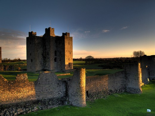 Trim Castle by andrewcparnell