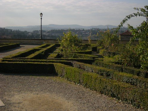 The Garden of the Knight