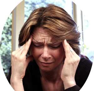 Severe migraine headache pic