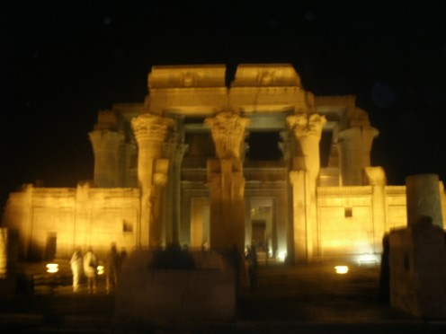The magnificence of Kom Ombo