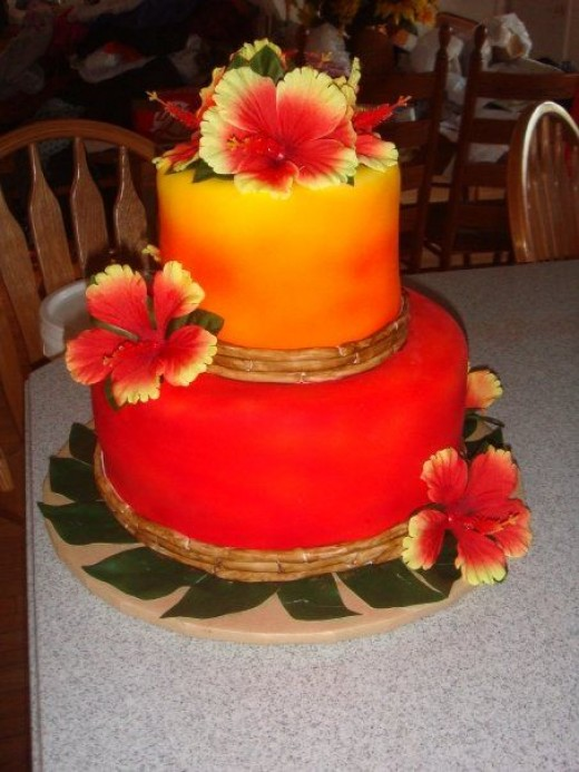 Brilliant Hawaiian Birthday Cake 520 x 693 · 56 kB · jpeg