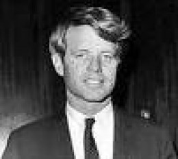 U.S. Senator Robert Kennedy