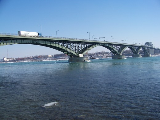 The Peace Bridge