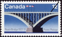 Canadian 50th Anniversary Stamp