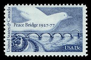 U.S. 50th Anniversary Stamp