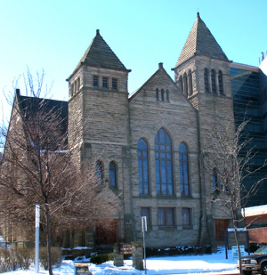 Euclid Avenue Congregational Church