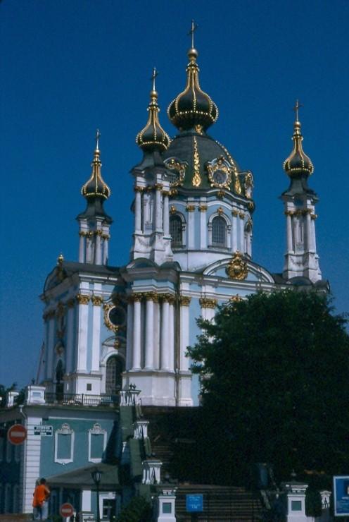 St. Andrew's.