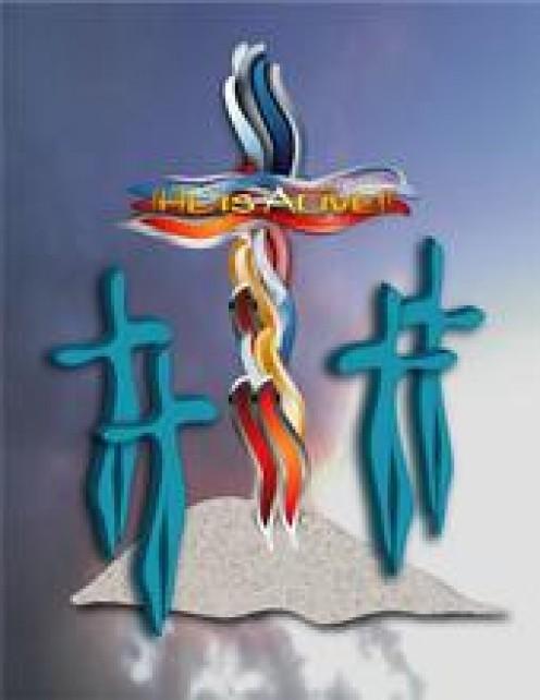 Dorsi's Cross Artwork