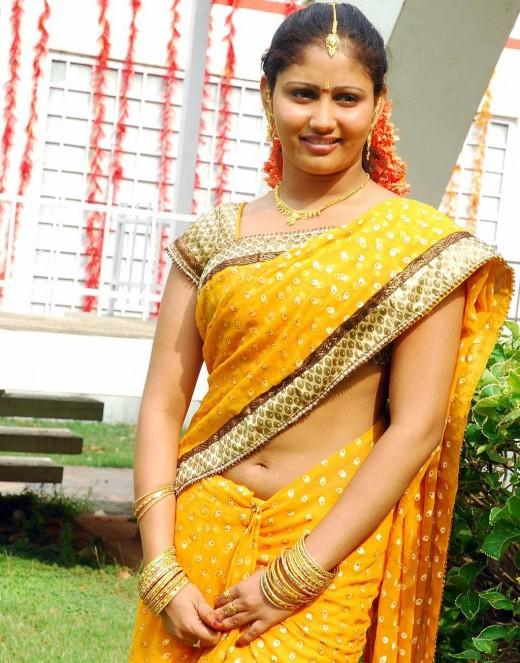 amruthavalli hot actress in saree