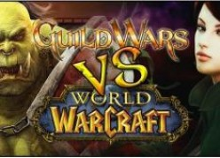 World of Warcraft Vs. Guild Wars: Which Online Game Rules the Web?
