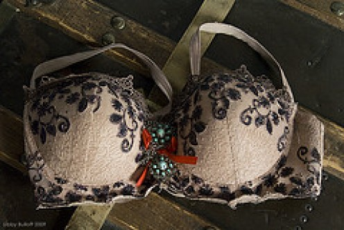 Another pretty underwired Bra