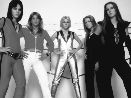 In many ways their mega successful tour of Japan was The Runaways final stand. It was all downhill for the band from there.