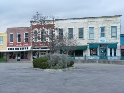 Lampasas Texas Square