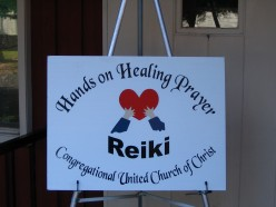 Reiki Hands on Healing Prayer