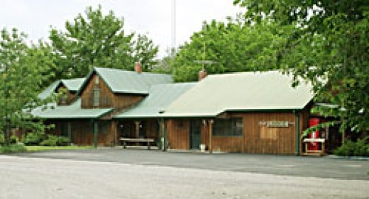 Claythorne Main Lodge