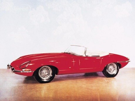 Jaguar E Type (XKE)