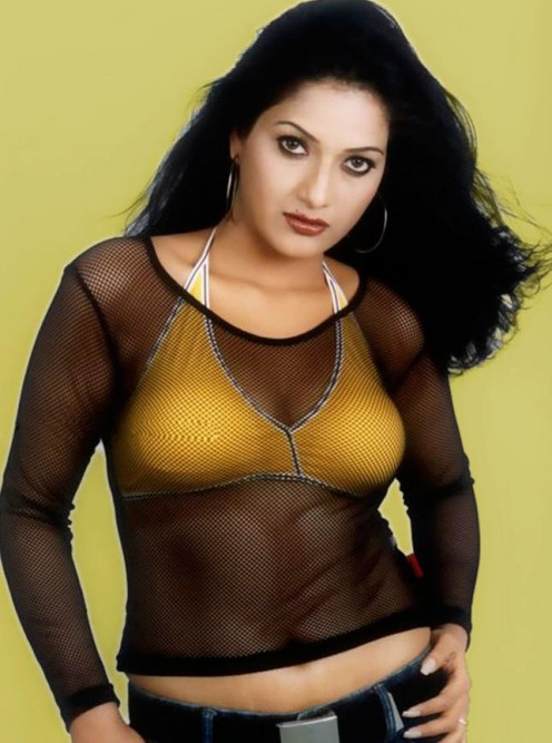Talented Cute Actress Ruthika Hottest  in South Indian Film Industry  Image 2