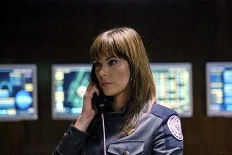 Michelle Forbes as Admiral Cain
