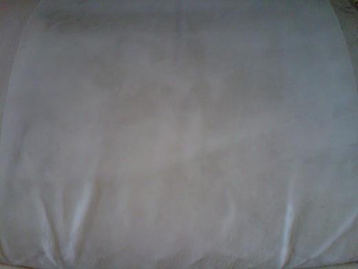 During Leather Restoration