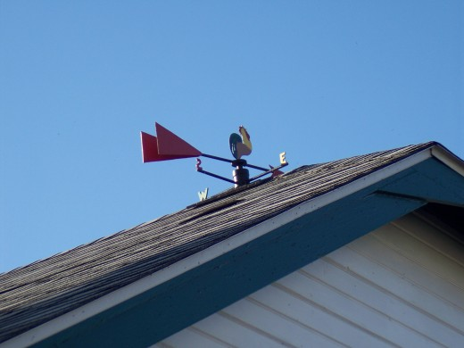 My Weathervane