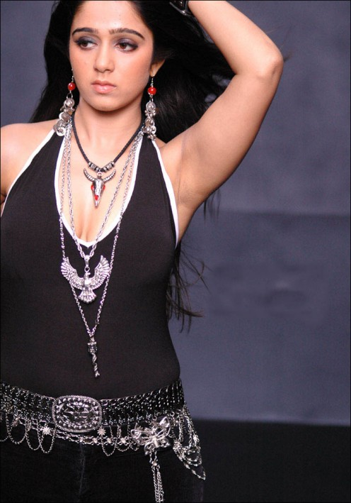 Tamil Actress Charmee Hot Armpit Image 5