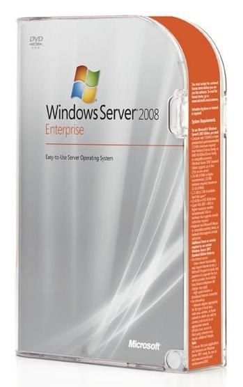 MS Windows Server 2008